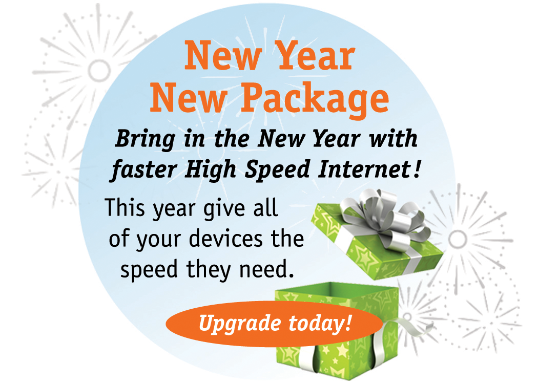 New Year New Package